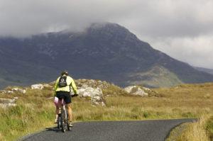 Cycling Connemara 1