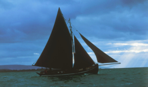 sail on a traditional galway hooker connemara