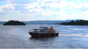 cruise lough corrib inchagoill galway