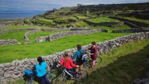cycling aran islands inish oirr connemara galway
