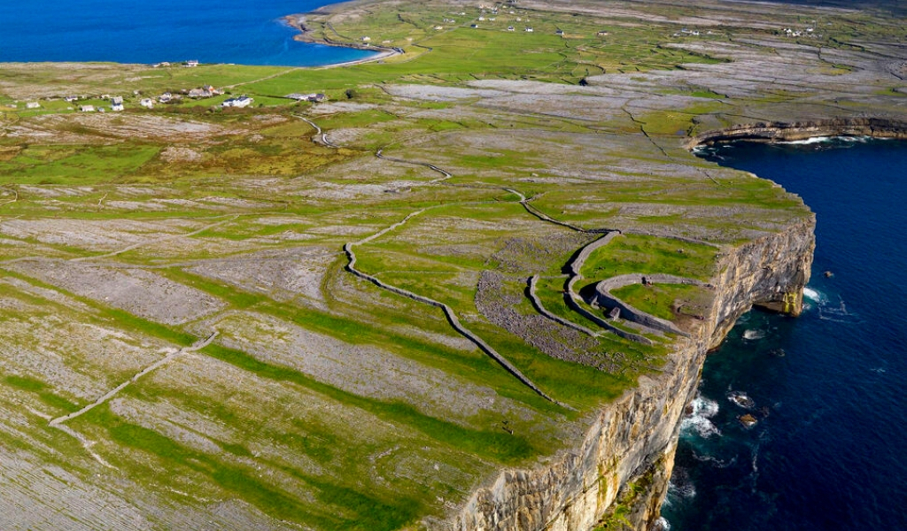 cycling inishmor aran islands connemara galway