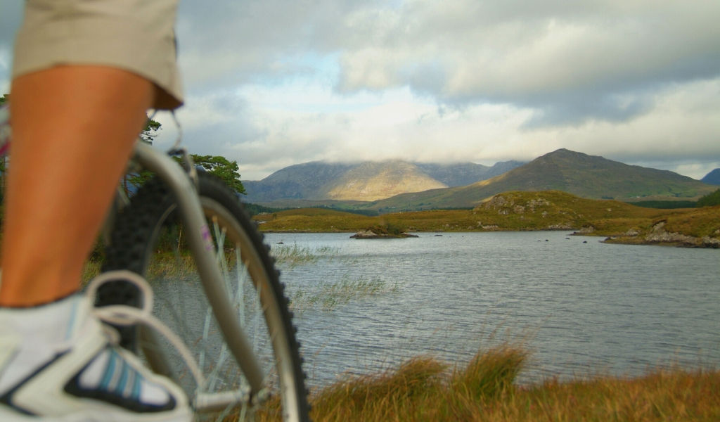 cycling from clifden connemara