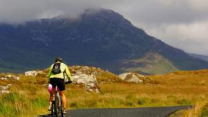 cycling from clifden connemara