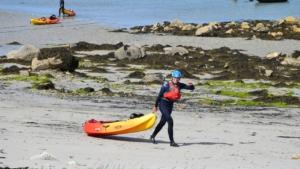 kayaking and coasteering connemara galway