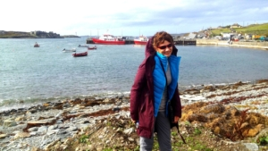walking the west quarter inishbofin