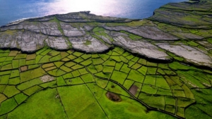 scenic flights over cliffs of moher and aran islands