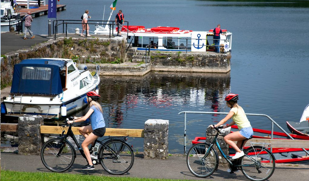 self-guided-cycle-tour-galway-city