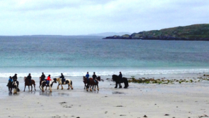 guided-beach-horse-riding-excursion-wild-atlantic-way-G2